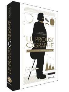 Couverture volume Le Proustographe