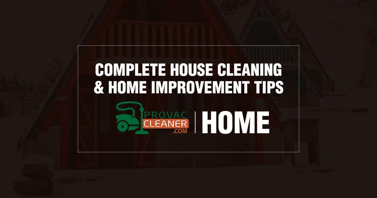 How To Clean Vacuum Filter Properly