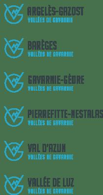 logos territoires