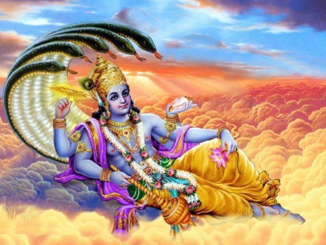 Господь Вишну и Его формы