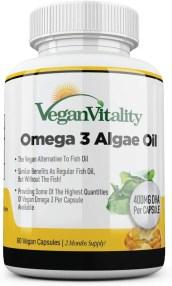 Vegan Vitality Omega 3