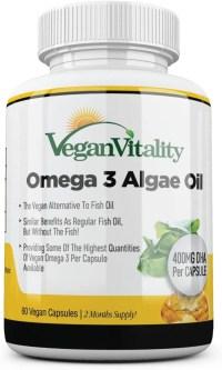 Vegan Vitality Olio di alghe