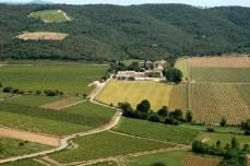Domaine viticole à Cabasse (Var).