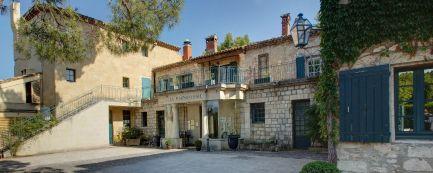 Hotel La Magnaneraie Villeneuve Les Avignon Luxury