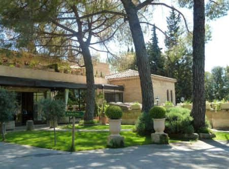 Mas D'Endremot Luxury on the outskirts of Aix