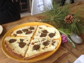 Truffle Pizza