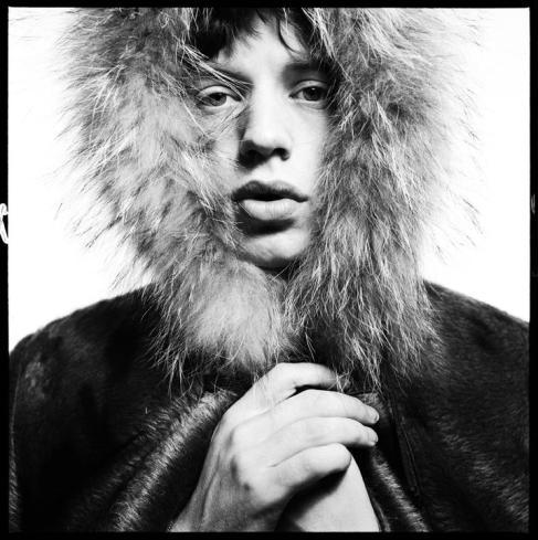 Mick Jagger by David Bailey, Arles Photo exhibition 7 July 21 Sept