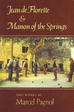 Jean de Florette book cover Marcel Pagnol Provence