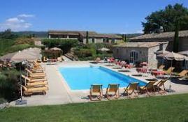 Hotel Mas de La Senacole Gordes north Luberon Provence4