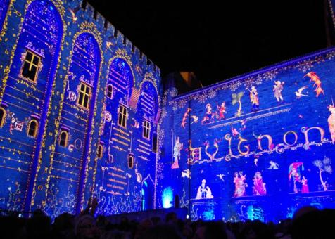 Avignon Luminessence until 30 Sept