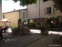 Restaurant de La Fontaine St Martin de La Brasque