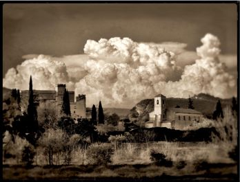 Chateau de Lourmarin photography by Daniel Adel
