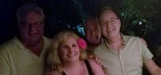 Jerry, Kelly, Stephan, Dave