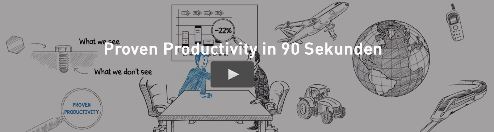 Proven Productivity in 90 Sekunden