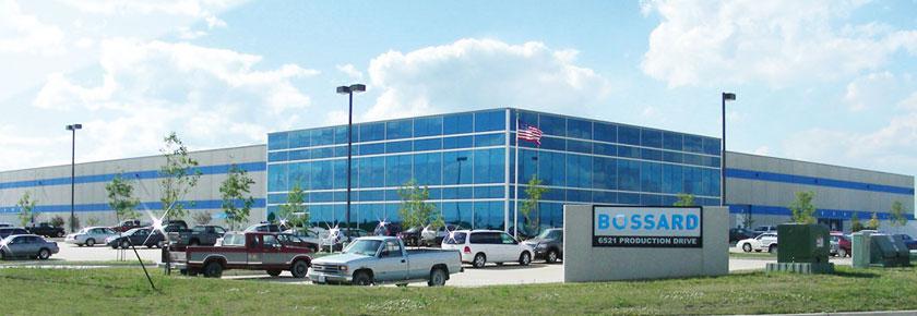 Bossard North America, Inc. consacrée « Fournisseur partenaire » par John Deere