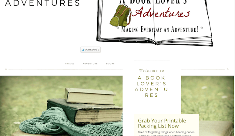 A Book Lover's Adventures Archives | Proverbs 31 Business Woman