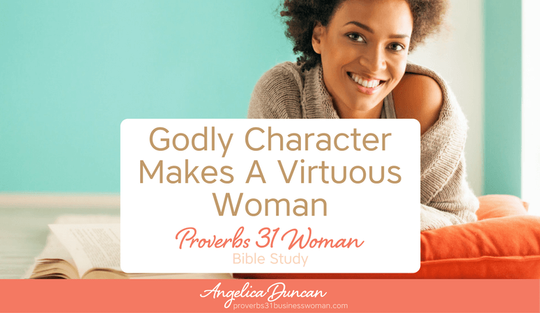 proverbs 31 virtuous woman