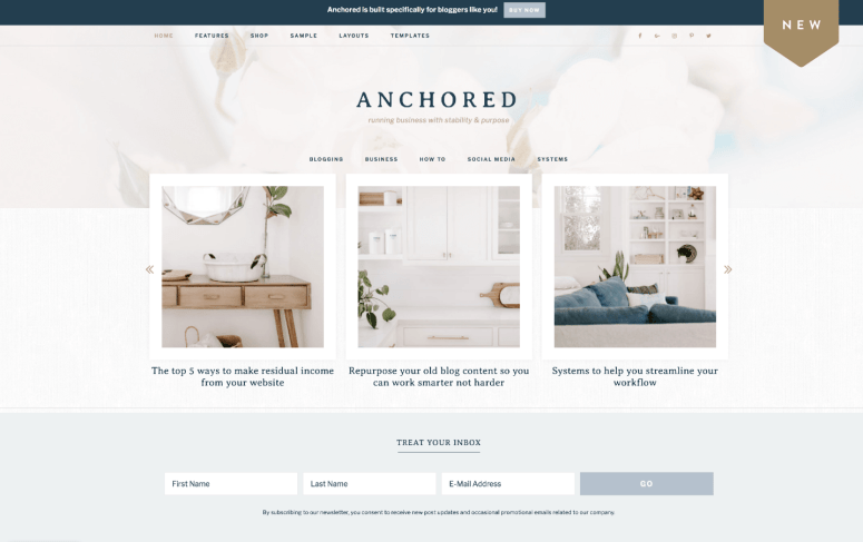 Restored 316 Anchored Theme | Proverbs 31 Business Woman | Restored 316 Showcase | Restored 316 Examples