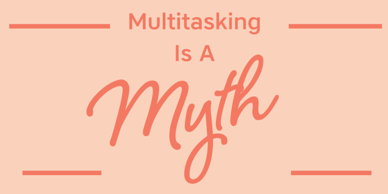 What if I told you that multitasking is a myth? Here's the secret to getting more done in less time + boosting your productivity! #multitasking #christianwomenleaders #womenleaders #mompreneur #onlinebusiness #wahm #womeninbusiness #christianbusiness #christianwomeninbusiness #christianentrepreneurs #proverbs31 #proverbs31woman #proverbs31businesswoman #proverbs31enrepreneur #p31 #silkoversteel #sos #angelicaduncan