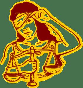 Injustice et mensonge