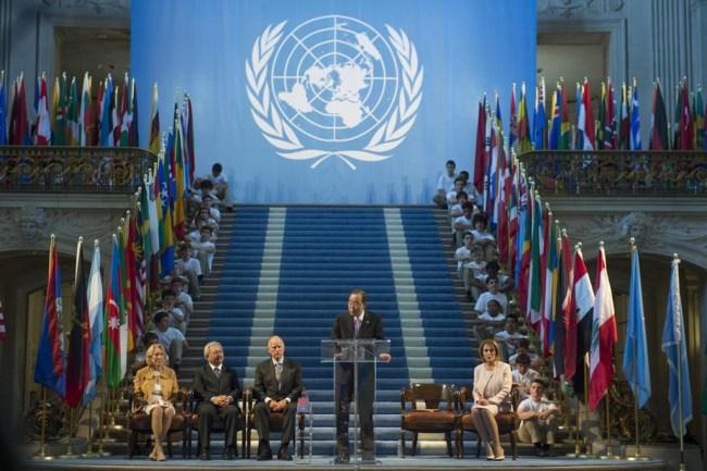国連安全保障理事会