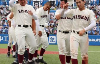 甲子園常連校の敗退-高校野球