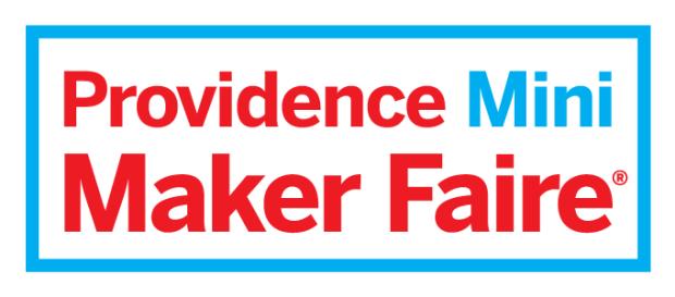 Providence Mini Maker Faire – June 8-9, 2019 logo