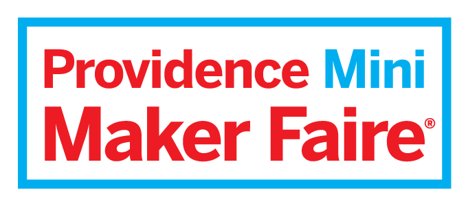 Providence Mini Maker Faire - June 8-9, 2019 logo