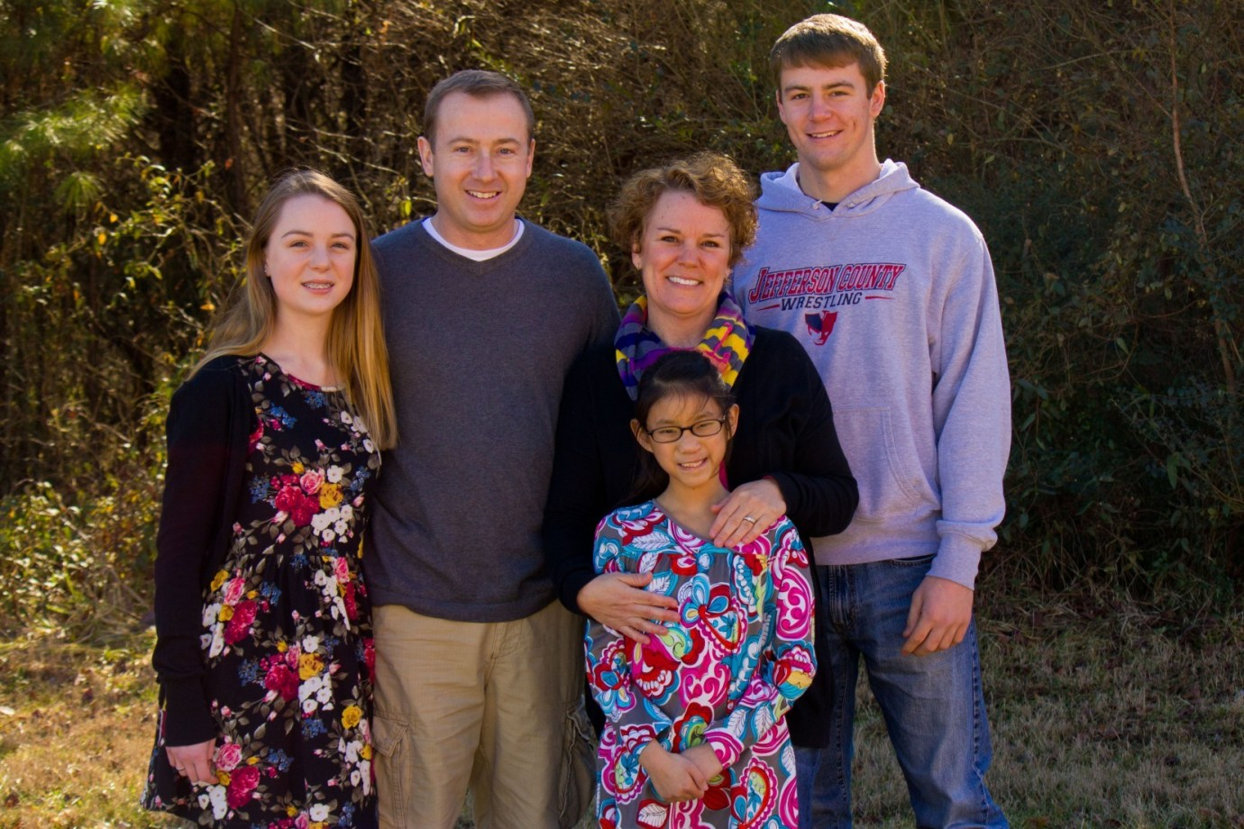 Lang family 1
