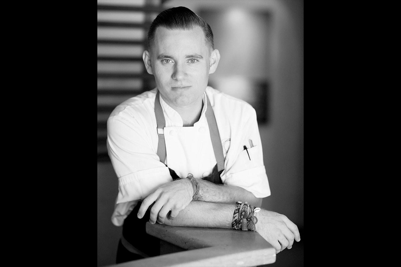 Tristan Aitchison Chef de Cuisine