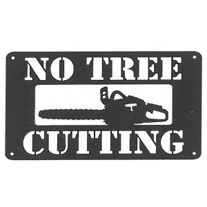 No Tree Cutting