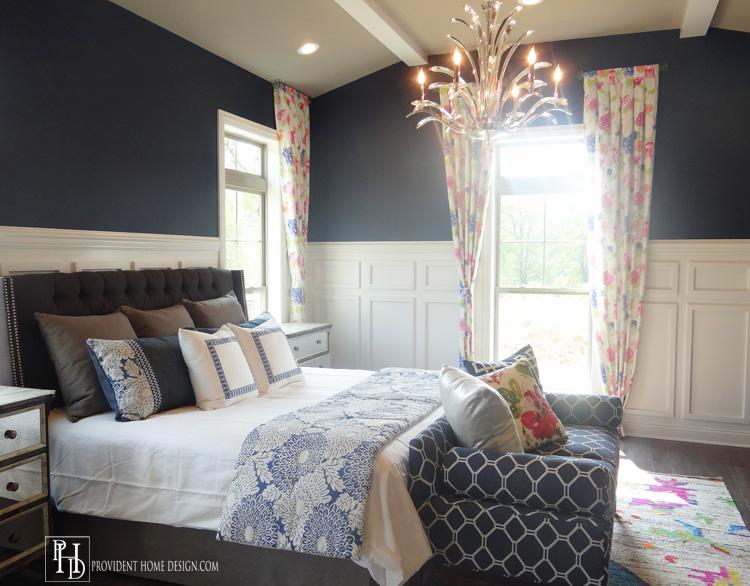 Navy And White Bedroom Ideas Novocom Top
