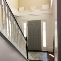 DIY Faux Crown Molding & A Switch-a-Room