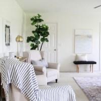 One Room Challenge Week 6- Master Bedroom and Girl's Bedroom Reveal!