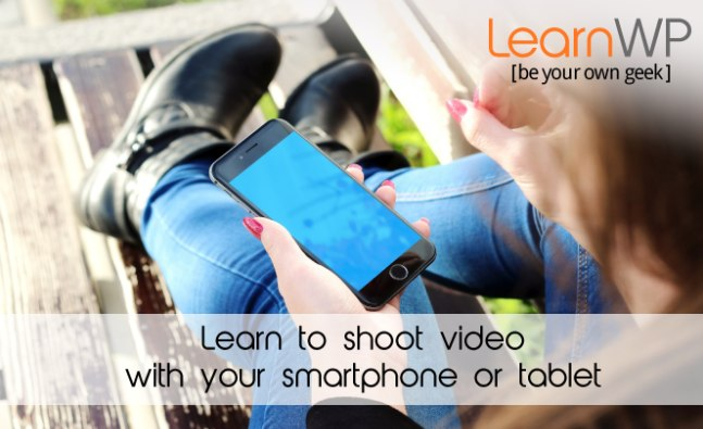 Be a Smartphone Video Hero!