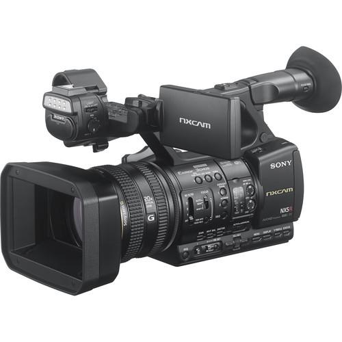 Sony HXR-NX5R Professional Video Camera With Wifi (PAL)