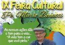 IX – Feira Cultural Pe. Mario Bonatti.
