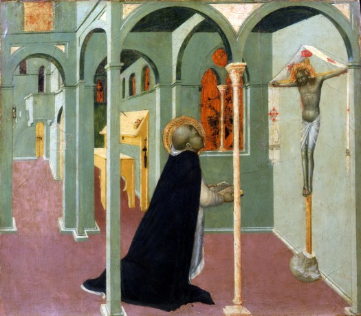 Sassetta, Il crocifisso parla a San Tommaso .jpg