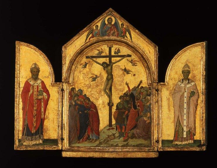 Duccio. Polyptyque. Boston.jpg