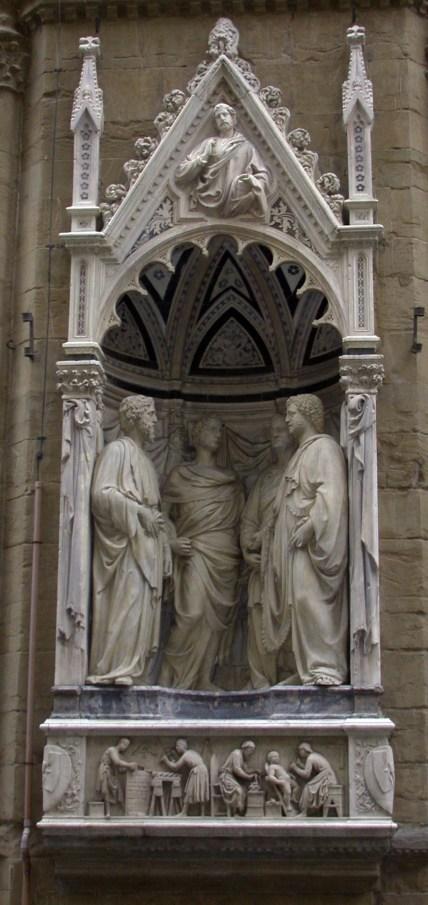 Quattro Santi Coronati. Nanni di Banco.jpg