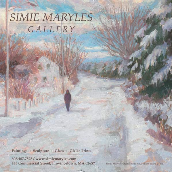 Charles Conwell Simie Maryles Gallery, Provincetown