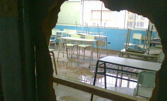 Provincia prepara un megaplan para arreglar más 800 escuelas bonaerenses