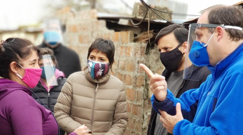 Urgente: aíslan el barrio Villa Azul tras detectar 53 casos de coronavirus