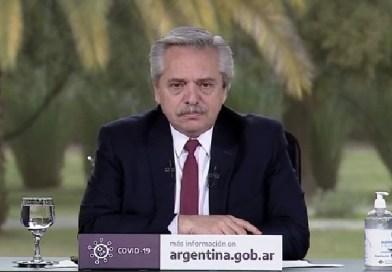 Alberto anunció obras en rutas bonaerenses