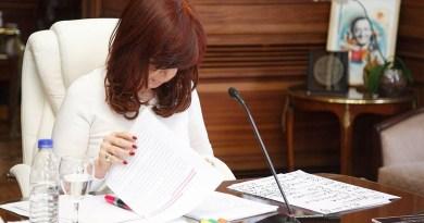 """Cristina Kirchner: """"Me quisieron doblar la mano durante años y me negué"""""""