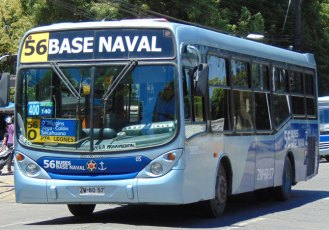 Buses Base Naval