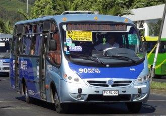 Buses Nueva Sol Yet