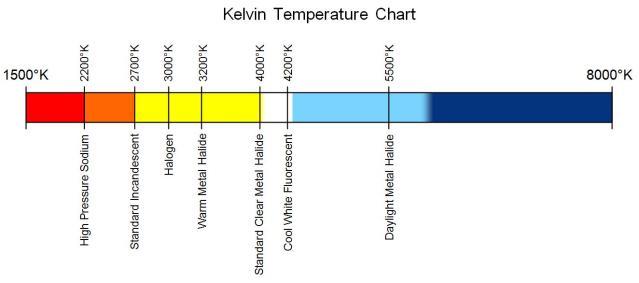 Vlog Lighting: Color Temperature