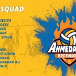 Ahmedabad Defenders Team Squad