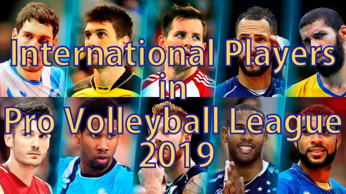 How Many International Players in PVL 2019?
